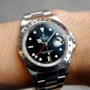 Rolex Explorer II Black Dial Red Hand 40 mm Ref.16570 (Series Z)