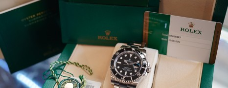 Rolex Submariner Date Ceramic Ref.116610LN 40 mm (11/2017)