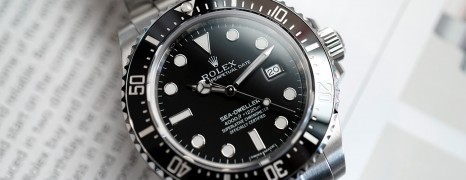 Rolex Sea-Dweller 4000 Ceramic 40 mm Ref.116600 (06/2014)