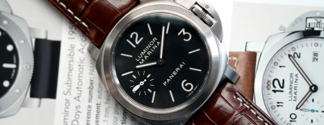Panerai 177 Luminor Titanium 44 mm S.M