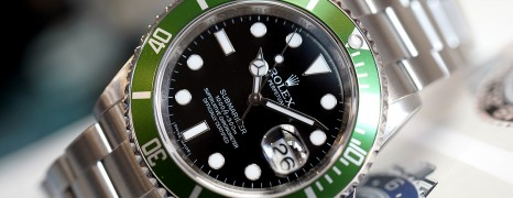 "Rolex Submariner 50th Anniversary ""The Kermit"" (Series V)"