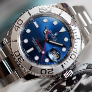 Rolex Yacht-Master Blue Sunray Dial 40 mm Ref.116622 (03/2018)