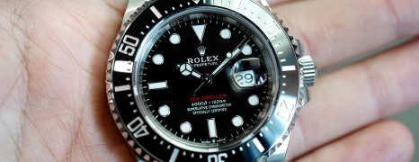 Rolex Red Sea-Dweller 50th Aniversary 43 mm Ref.126600 (NEW 11/2018)