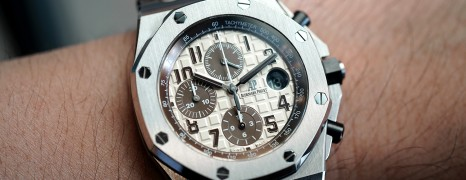 AP Audemars Piguet Royal Oak Offshore Chronograph Safari 42 mm Ref.26470ST.OO.A801CR.01