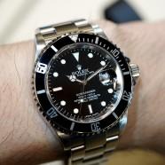Rolex Submariner Date Film Black Dial 40 mm Ref.16610 (Series Random 2010)