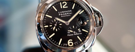 Panerai 90 Luminor Automatic Power Reserve 44 mm S.J