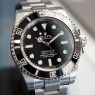 Rolex Submariner No Date Ceramic Ref.114060 40 mm (07/2017)