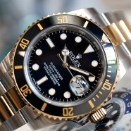 Rolex Submariner 2K Black Dial Ceramic 40 mm Ref.116613LN