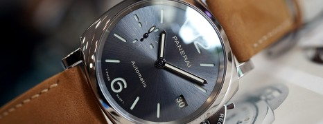 Panerai 755 Luminor Due 3 days Automatic 38 mm (New 08/2019)