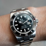 Rolex Submariner Date Ceramic Ref.116610LN 40 mm (02/2016)