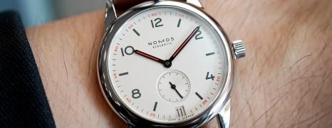 NOMOS Club Datum 38.5 mm