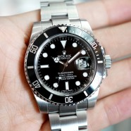 Rolex Submariner Date Ceramic Ref.116610LN 40 mm (Thai AD 12/2013)