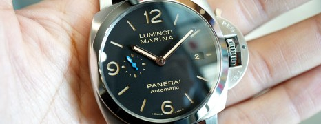 Panerai 1312 Luminor 1950 Auto 3 Days 44 mm S.V (New 11/2019)
