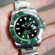 Rolex Submariner Date Green Ceramic 116610LV 40 mm (The Hulk) 2017