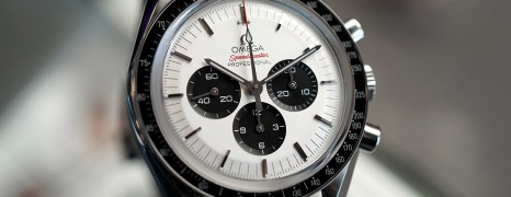 Omega Speedmaster Olympic Games Collection Tokyo 2020 Panda Dial 42 mm (08/2019)