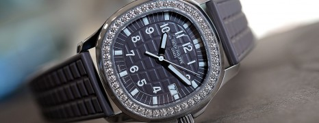 Patek Phillippe 5067a-023 (Etoupe) Lady Aquanaut Luce 35.6 mm (07/2019)