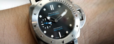 Panerai 973 Luminor Submersible 1950 3 Days Automatic 42 mm S.V (07/2019)