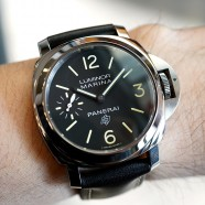 Panerai 776 Luminor Marina Logo 3 Days Acciaio 44 mm S.U (Thai AD 09/2018)