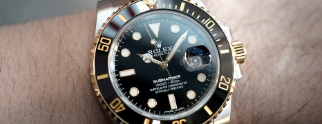 Rolex Submariner 2K Black Dial Ceramic 40 mm Ref.116613LN (NEW 10/2019)