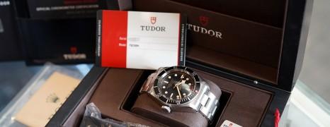 Tudor Heritage Black Bay Black Dial 41 mm (Thai AD 09/2017)