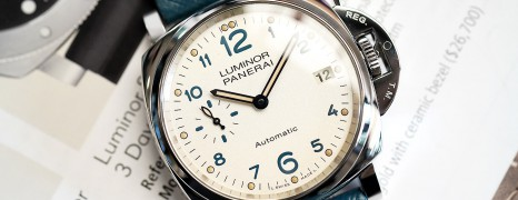 Panerai 903 Luminor Due 3 days Automatic 38 mm (02/2019)