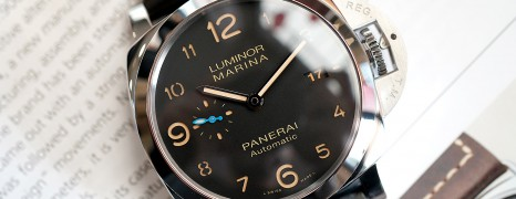 Panerai 1359 Luminor 1950 3 Days 44 mm S.V (New 12/2019)