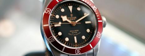 Tudor Heritage Black Bay Red 41 mm (Thai AD 2014)