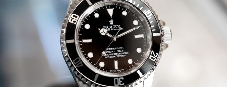 Rolex Submariner No Date Film Ref.14060M (Thai AD 10/2010)