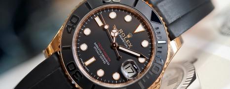 Rolex Yacht-Master Everose Gold 37 mm Ref.268655 (01/2016)