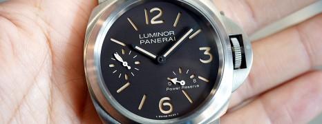 Panerai 797 Titanium Luminor 8 Days Power Reserve 44 mm S.U (NEW 01/2020)