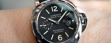 Panerai 104 Luminor Automatic 44 mm S.P (05/2013)