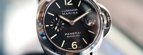 Panerai 48 Luminor Automatic 40 mm S.R (04/2016)