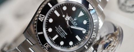 Rolex Submariner No Date Ceramic Ref.114060 40 mm (Thai AD 05/2018)
