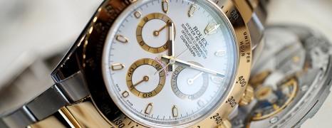 Rolex Cosmograph Daytona 2K White Dial 40 mm Ref.116523 (04/2014)