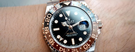 NEW!!! Rolex GMT-Master II 2K Rootbeer 40 mm Ref.126711CHNR (NEW!! 02/2020)