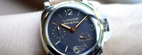 Panerai 423 Luminor 1950 3 Days Power Reserve Acciaio 47 mm S.O