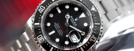 Rolex Red Sea-Dweller 50th Aniversary 43 mm Ref.126600 (Thai AD 05/2019)