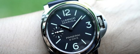 Panerai 510 Luminor Marina 8 Days Acciaio 44 mm S.T (11/2017)