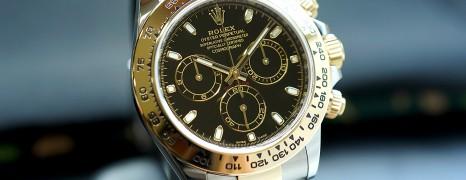 Rolex Cosmograph Daytona 2K Black Dial 40 mm REF.116503 (05/2018)