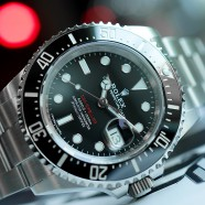 Rolex Red Sea-Dweller 50th Aniversary 43 mm (Mark 1) Ref.126600 (03/2018)