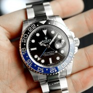 Rolex GMT-Master II Black Dial Black Blue Ceramic REF.116710BLNR (Batman) (06/2018)