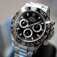 NEW!! Rolex Cosmograph Daytona Ceramic Black Dial 40 mm Ref.116500LN (New!! 05/2020)