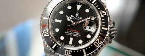 NEW!! Rolex Red Sea-Dweller 50th Aniversary 43 mm Ref.126600 (NEW Thai AD 05/2020)