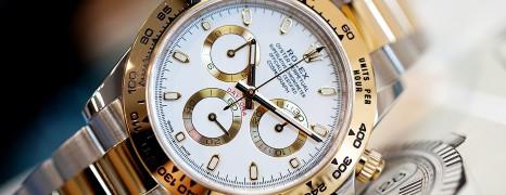 Rolex Cosmograph Daytona 2K White Dial 40 mm REF.116503 (04/2018)