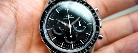 """Omega Speedmaster """"FOIS"""" First Omega in Space (Numbered Edition) 39.7 mm (Thai AD 11/2018)"""