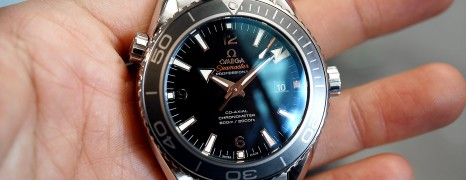 Omega Seamaster Planet Ocean Automatic Co-Axial 8500 Black Ceramic 45.5 mm (Thai AD 09/2012)