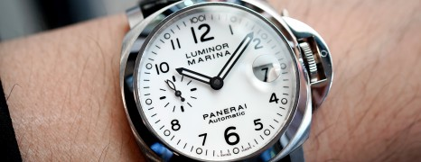 Panerai 49 PAM49 Luminor Automatic 40 mm S.O