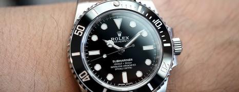 Rolex Submariner No Date Ceramic Ref.114060 40 mm (07/2019)