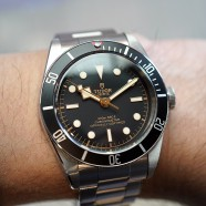 Tudor Heritage Black Bay Black Dial 41 mm (Thai AD 04/2019)