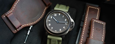 Panerai 779 Luminor California 8 Days DLC 44 mm (Thai AD 12/2018)